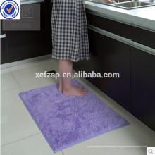 Moderna alfombrilla antifatiga de cocina de agua de microfibra