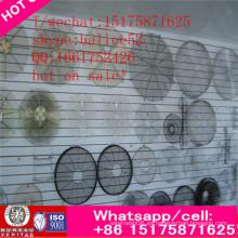 Venta caliente Vortex techo industrial cilíndrica Axial Flow Ventilador de escape ventilador de aire fresco