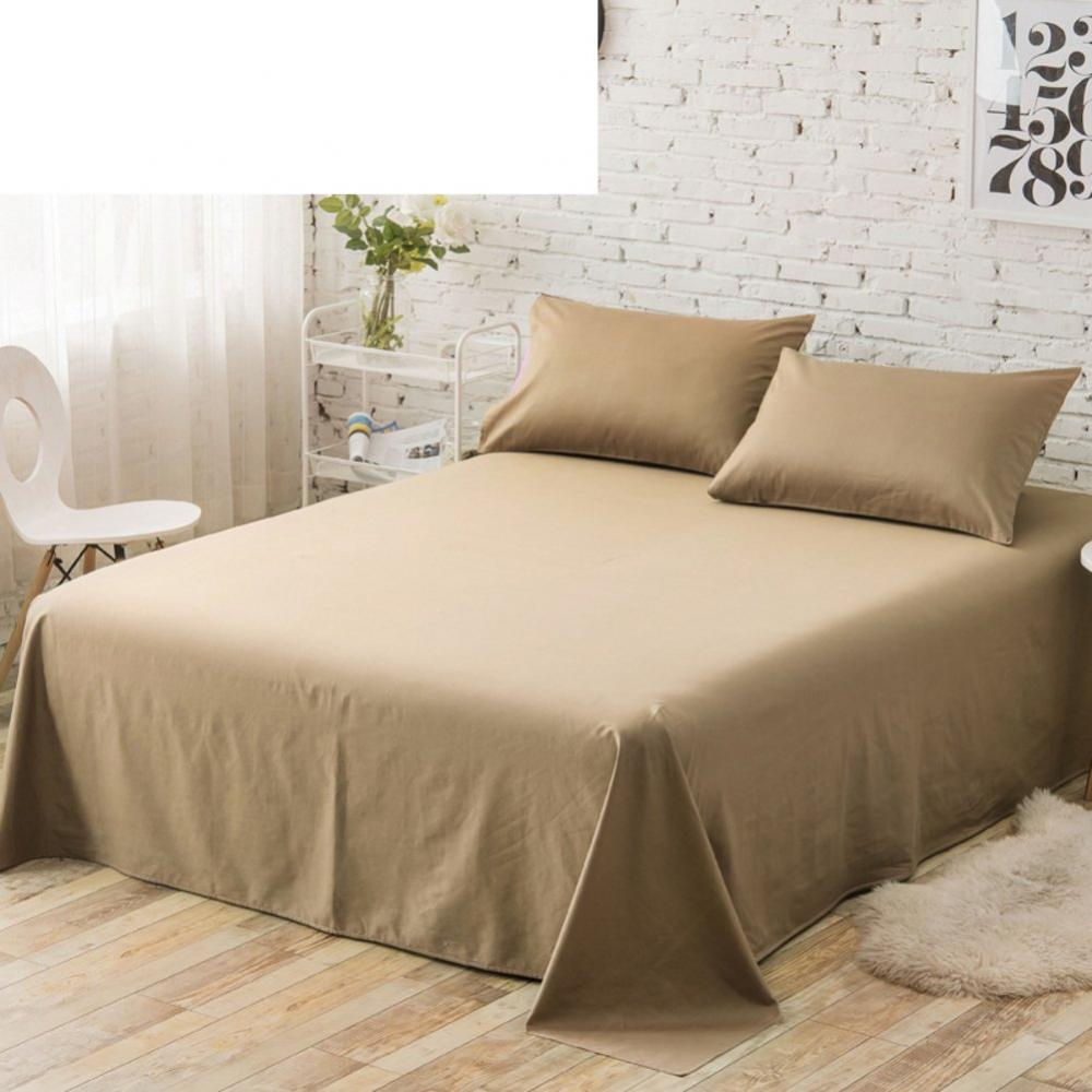 100 Polyester Microfiber Bed Sheet