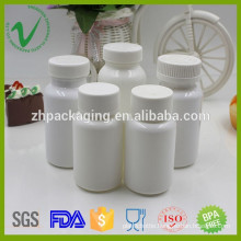 HDPE medical packaging food supplement use plastic bottle in Shenzhen