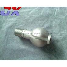 Peças de giro de bronze do CNC / serviço de giro de bronze do CNC / peça fazendo à máquina do CNC