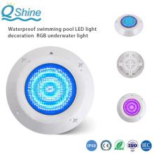 Iluminación LED de piscina UV de diseño único ABS