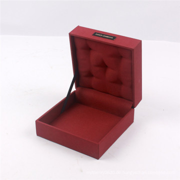 Chinesischer Lieferant Custom Wooden Luxus Schmuck Geschenk Verpackung Karton Geschenk