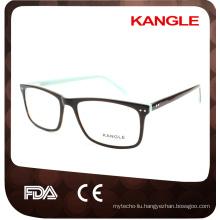 Unisex classic styles best seller acetate optical frames and eyeglasses eyewear