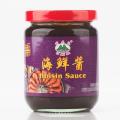 Délicieuse sauce hoisin dans un bocal en verre de 230g