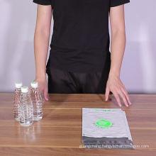 Biodegradable plastic bag self seal bag for clothes
