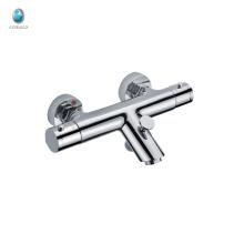 KWM-03 baño de calidad superior de latón macizo para familia grifería de grifo montado en superficie tipos modernos de grifos mezcladores de ducha de baño