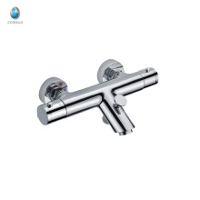 KWM-03 super quality bathroom solid brass for family surface mounted faucet mixer modern types of bath shower mixer taps