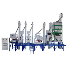 Machine de moulin à farine riz paddy