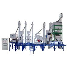 Paddy Rice Flour Mill Machine