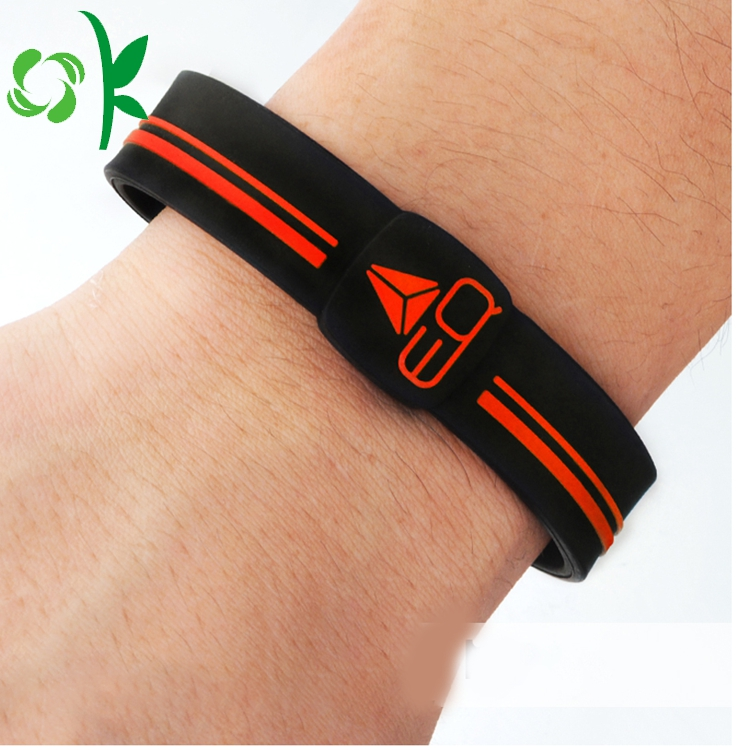Health Energy Silicone Wriststrap