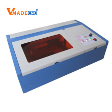 50w  mini co2 laser engraving machine
