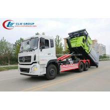 VENTA CALIENTE camión de basura extraíble del carro de Dongfeng 16cbm