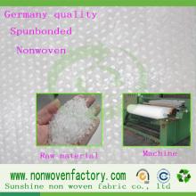 TNT Fabric Spunbond PP não tecido