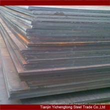Wholesale China !!! Preço barato Q345E laminado a alta temperatura chapa de aço de baixa liga / chapa de aço