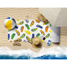 OEM Wholesale Custom Microfiber Super Water Absorbent Breathable High Quality Quick Dry Sand Free Beach Towel