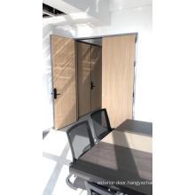 Aluminum Hospital Medical Office Soundless Room Door