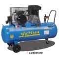 3HP 2.2KW 100L 8Bar / 115Psi 250L / min Italien Typ Luftkompressor für pneumatische Werkzeuge