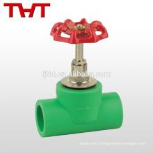 hose barb ppr check valve / plastic cpvc non return valve