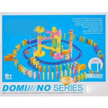 Domino Principle Play Juego Educativo Juguete