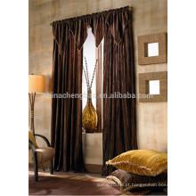 Últimos desenhos de turkish curtain elegant used hotel drapes