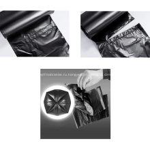 Черные мешки для мусора Мешки для мусора
