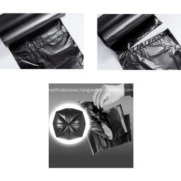 Black Garbage Bin Bags Refuse Sacks