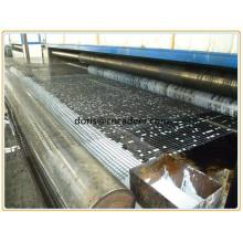 Géogrille biaxiale adhésive de fibre de verre de norme de 45-45kn de ce