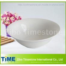 """4pc 7 """"New White Porzellan Suppenschüssel Set"""