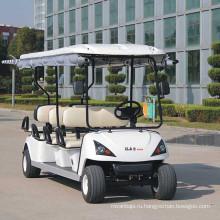CE одобрил 6 местный Электрический Golfcart (ДГ-С6)