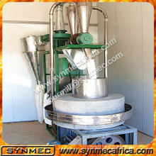 rice flour making machine,stone mill used,wheat stone mill