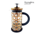 Cobre Coating Glass French Press