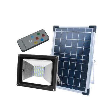 Lampu Sorot Luar Kalis Air Solar Powered Slim IP65