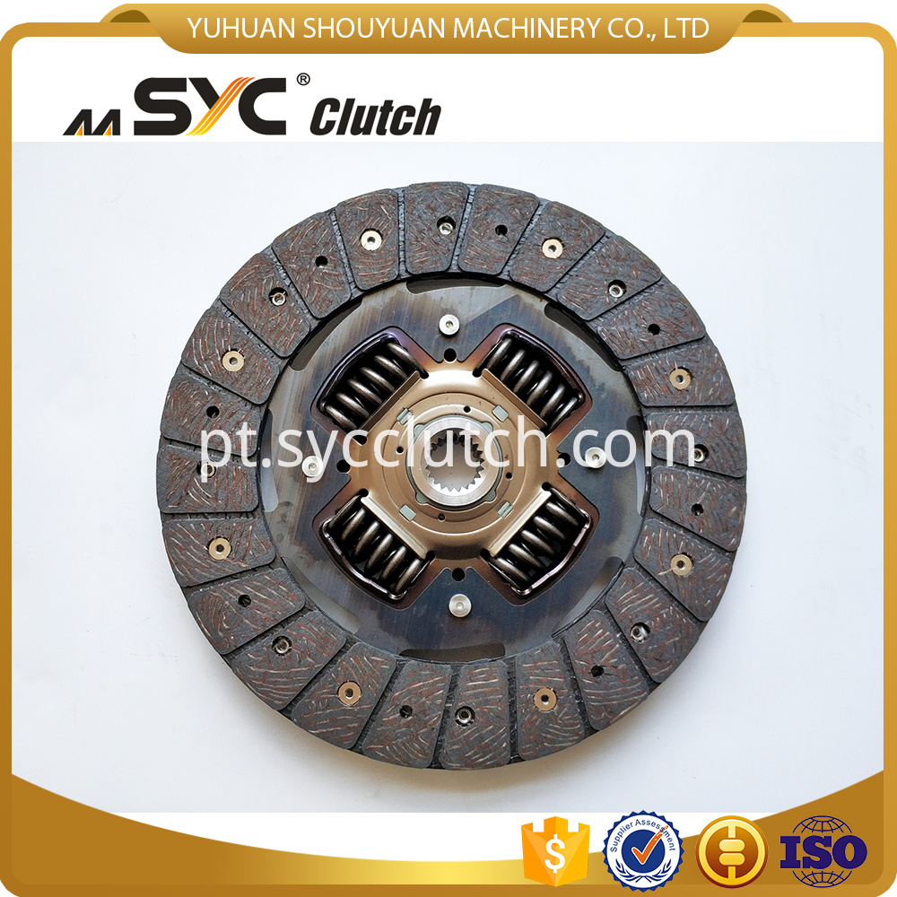 Mahindra Clutch Disc 324027810