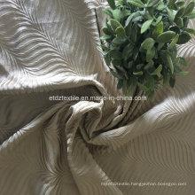 2016 New 100% Polyester Shrinkage Jacquard Window Curtain