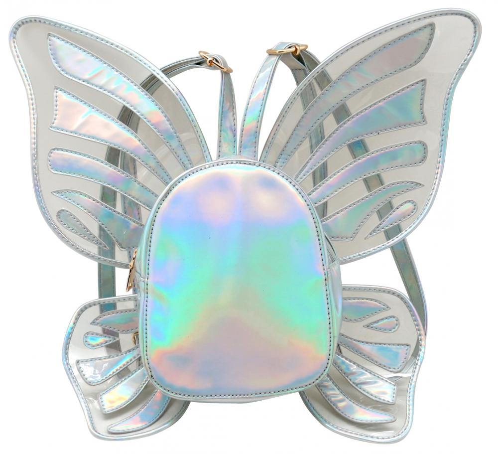 Butterfly Wings Laser Backpack 1