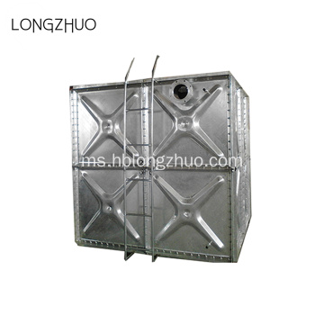 Panel Tank Galvanized Steel 4feet