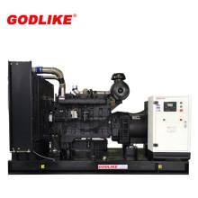 375kVA/300kw Shangchai Engine Open Type Diesel Generator Set