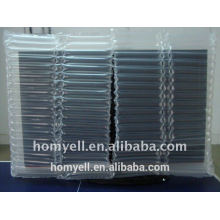 inflatable bubble bag for LCD TV,air inflate bag,air packing bag
