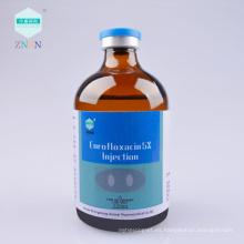 Por precio entrega rápida Enrofloxacina 5% Inyección