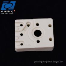 hot press 95% alumina ceramic electric parts for thermostat