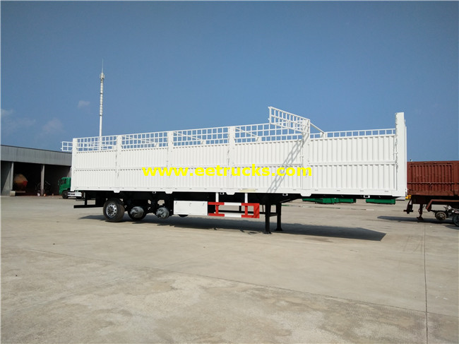 40 Ton Box Van Trailers