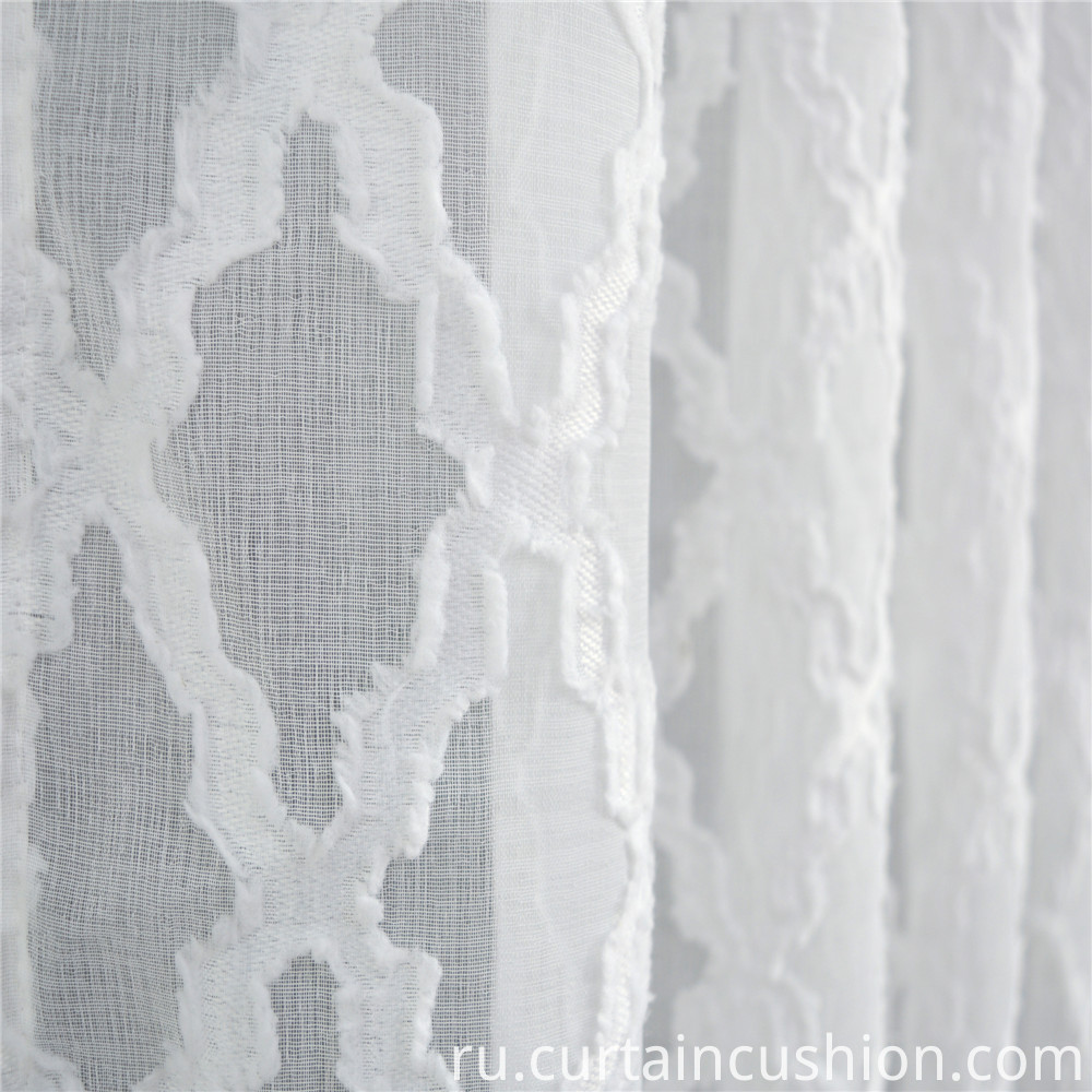 Sheer Curtain Window