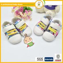 Vente chaude de mode à la main chaussures de coton en coton importé de Chine