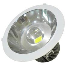 COB 50W Downlight 2800-7000k para uso en interiores