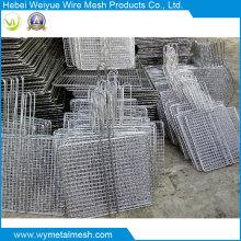 Edelstahl Grill Metall Mesh / BBQ Metal Mesh