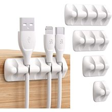 Cord Organizer Cable Self Adhesive USB Cable Holder
