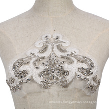 New collection fashional crystal and rhinestone motifs for dresses RM372