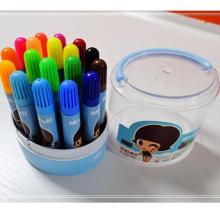 pincel de correcção de escova de cor de água adulto