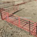 Оптовой подгонянные видов скота панелей используют для крупного рогатого скота/лошадь/коза скота(Galvnaized или с порошковым покрытием)